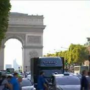 Les touristes asiatiques désertent Paris