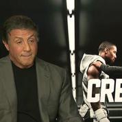 S. Stallone : Creed a un vrai message de tolérance et d'humanité