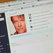 Les albums de David Bowie suscitent l'engouement