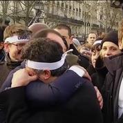 Il y a un an, la France était dans la rue pour Charlie