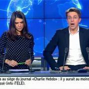 Paris, 7 janvier 2014, 11h35, l'heure qui a changé la France