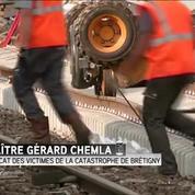 Brétigny : «Si la SNCF cache les rapports de contrôle, c'est qu'ils sont mauvais»