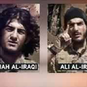 L'EI présente deux Irakiens comme des kamikazes des attentats du 13 novembre