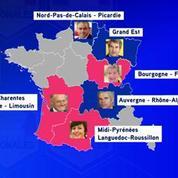 Les dernières régions élisent leurs présidents