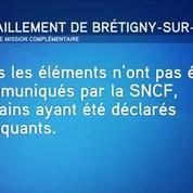 Brétigny : un nouveau rapport accable la SNCF