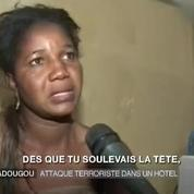 Des victimes racontent l'attaque terroriste de Ouagadougou