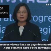 Taiwan: victoire de la candidate indépendantiste