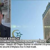 «La volonté des musulmans de France de s'ouvrir» déclare le président du CFCM