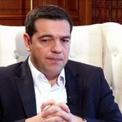 A. Tsipras : La France est un pays charnière pour l'avenir de l'Europe