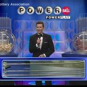 Loterie Powerball: 3 gagnants vont se partager près d'1,6 milliard de dollars