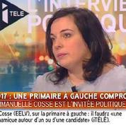 Emmanuelle Cosse ne se présentera pas aux primaires de la gauche