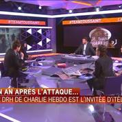 Marika Bret, DRH de Charlie Hebdo : Ce sont des chefs-d'oeuvre qu'on a assassinés