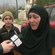 Arrivée des convois humanitaires à Madaya pour aider la population touchée par la famine