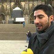 Cologne: des réfugiés syriens appellent à refuser les amalgames