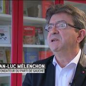 Condamnation des ex-salariés de Goodyear: c'est insoutenable pour J-L Mélenchon