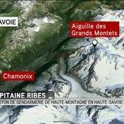 Deux alpinistes morts dans une avalanche près de Chamonix