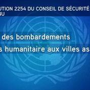 Pourparlers sur la Syrie: l'opposition accepte finalement de venir à Genève