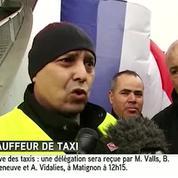 Djillali Ouanfouf: «Il faut comprendre les chauffeurs de taxi»