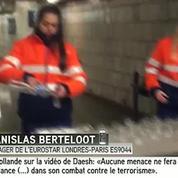 Un Eurostar arrive à Paris avec huit heures de retard à cause d'un incendie