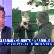 Joël Mergui : «Ce n'est pas la kippa qu'on doit enlever, mais le terrorisme»