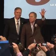 George W. Bush à la rescousse de son frère Jeb
