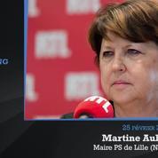 Le PS au bord de l'implosion après la charge de Martine Aubry