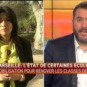 Écoles délabrées de Marseille : Notre ville est la risée de la France
