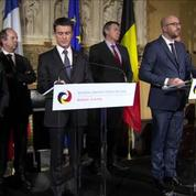 Attentats : la France et la Belgique se réunissent pour renfocer leur coopération antiterroriste