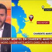 Accident à Rochefort : Les deux véhicules se sont croisés