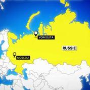 Russie : plusieurs explosions dans une mine font 36 morts