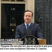 Brexit : «Le choix est entre vos mains» déclare David Cameron aux Britanniques