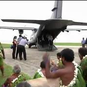 Première visite pour François Hollande à Wallis et à Futuna