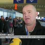 Grève du zèle dans les aéroports parisiens