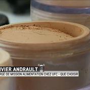 185 produits cosmétiques inquiètent l'UFC-Que Choisir