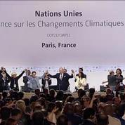 Laurent Fabius renonce contre son gré à la présidence de la COP21