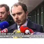 Calais : «Des comportements inadmissibles» pour le directeur de cabinet de la préfète