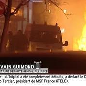 Le commissariat de Bastia attaqué au cocktail molotov