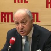 Laurent Fabius : «Les Russes devraient bombarder Daech»