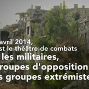 Syrie: à Homs, l'attentat le plus meurtrier depuis 2014