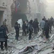Accord pour un cessez-le-feu en Syrie