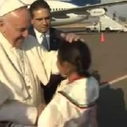 Le pape François termine sa visite au Mexique sur un ton très politique
