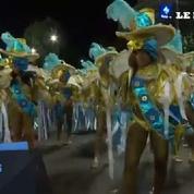 Le Carnaval de Rio lancé en pleine épidémie Zika