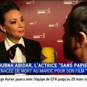 Loubna Abidar: C'est une renaissance pour moi ce soir