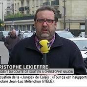 Le comité de soutien de Christophe Naudin en appelle à François Hollande