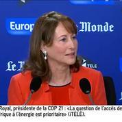 Notre-Dame-des-Landes : Ségolène Royal souhaite une consultation élargie