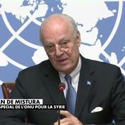 Syrie : un cessez-le-feu très fragile
