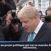 Le maire de Londres fait campagne pour le «Brexit»