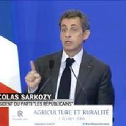 Paquet neutre : Nicolas Sarkozy dénonce un projet contre les terroirs