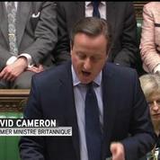 Devant le Parlement, Cameron entre en campagne contre le Brexit