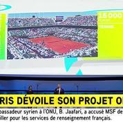 Les sites sportifs de la candidature Paris 2024 dévoilés